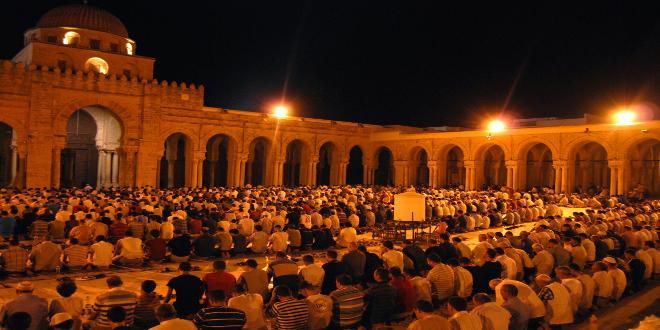 Tarawih-Gebet