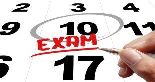 Prüfung und Fasten
