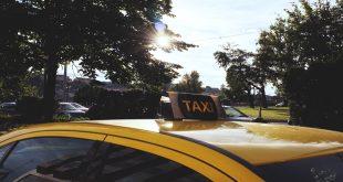 Taxifahrer im Islam